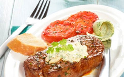 Kærgården Gartenkräuter-Steaks