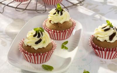 Joghurt-Cupcakes