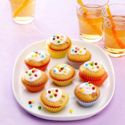 Rhabarber-Buttermilch-Mini-Muffins
