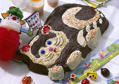 Katzentorte für Geburtstagskinder