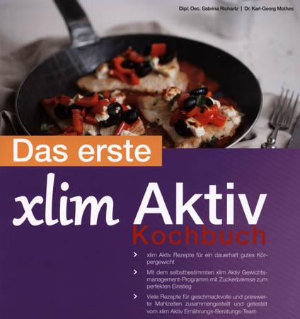 Das erste xlim Aktiv Kochbuch
