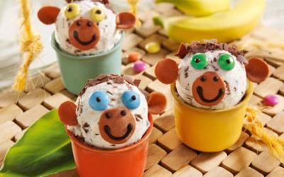 Affen-Eis