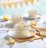 Zitronen-Baiser-Eistörtchen