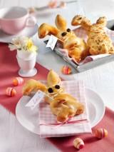 Lustig-leckere Osterhäschen