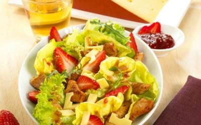 Fitness-Salat LEERDAMMER Caractère