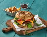 Bagel-Burger