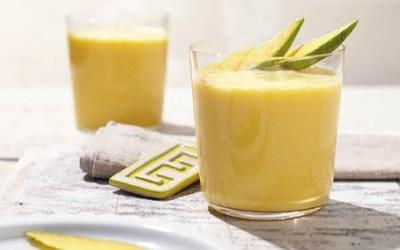 Mango-Limetten Smoothie