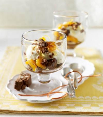 Mandarinen-Honig-Tiramisu