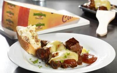 LEERDAMMER® Caractère BBQ Rumpsteaks à la Raclette