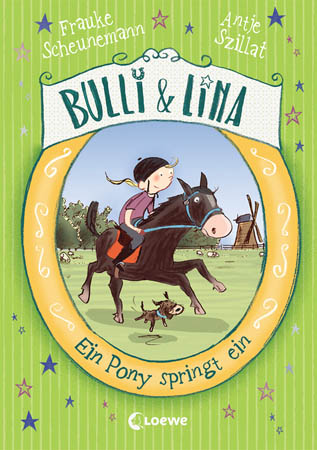 Bully & Lina - Ein Pony springt ein