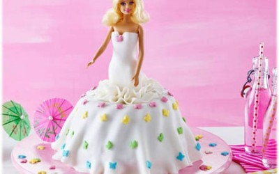 Barbie®-Kuchen