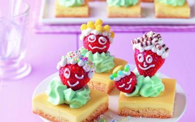 Erdbeerparty-Kuchen