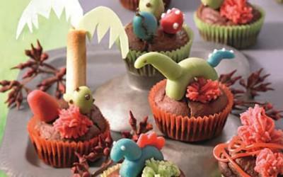 Dinopark-Muffins