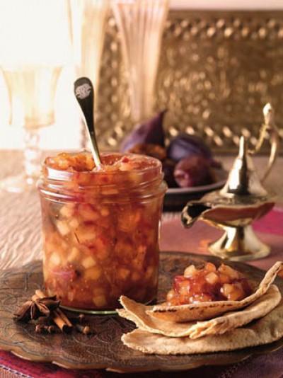 Orientalisches Birnen-Chutney