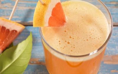 Grapefruit – Mango Saft