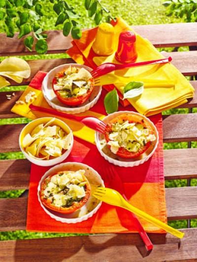 Tomaten Provencale