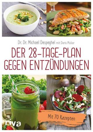 Der 28-Tage-Plan gegen Entzündungen