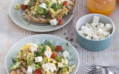 Salakis-Hirtenfrühstück