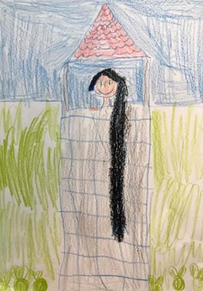 storykitchen No. 2 - Rapunzel und der Bärlauchprinz