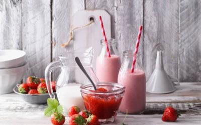 Erdbeer-Margarita-Konfitüre