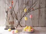 Dekorative Zucker-Ostereier