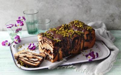 Süßes Kakao-Brot