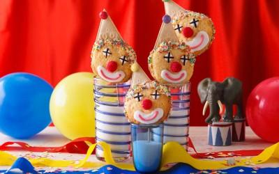 Sweetfam Clowns Kekse
