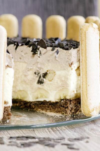 Bananen-Tiramisu-Torte