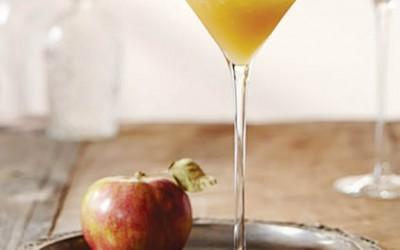 Cidre-Whisky-Cocktail
