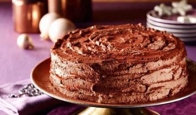 Kleine Schoko-Torte