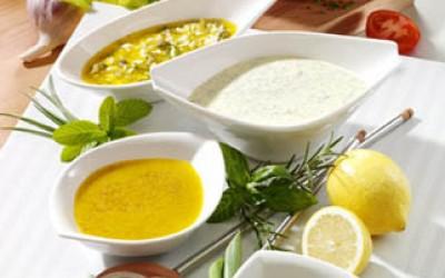Die besten Salatsaucen - Teil  II